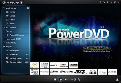CyberLink PowerDVD Ultra 13.0.2720.57