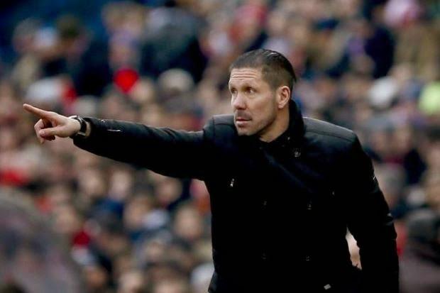 Pemain Atletico Madrid Harap Simone Contohi Alex Ferguson, info sukan, bola sepak, la liga, diego simone,