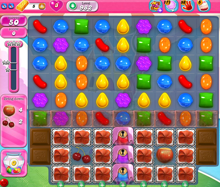 Candy Crush Saga 982