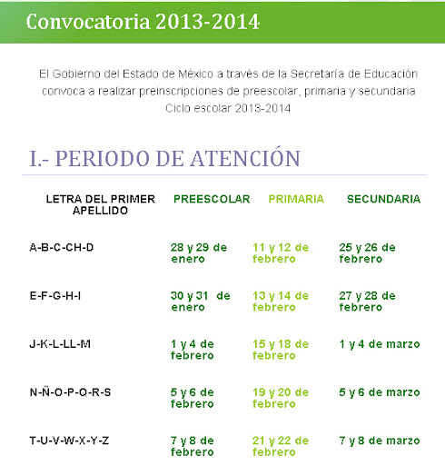 Inscripcion A Preescolar 2016 Df | Search Results | Calendar 2015