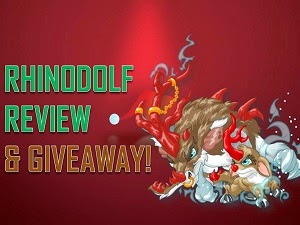 Rhinodolf Review & Giveaway!