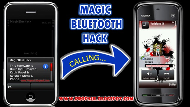 ... Download Magic Bluetooth Hack-Make Free Calls-Send Free Messages