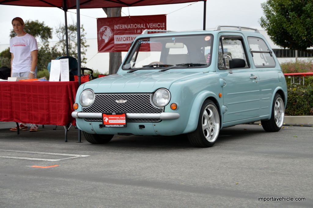 Nissan Pao on eBay | Subcompact Culture - The small car blog