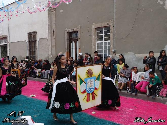 Escudo de la Ciudad (Santa Cruz de Juventino Rosas)