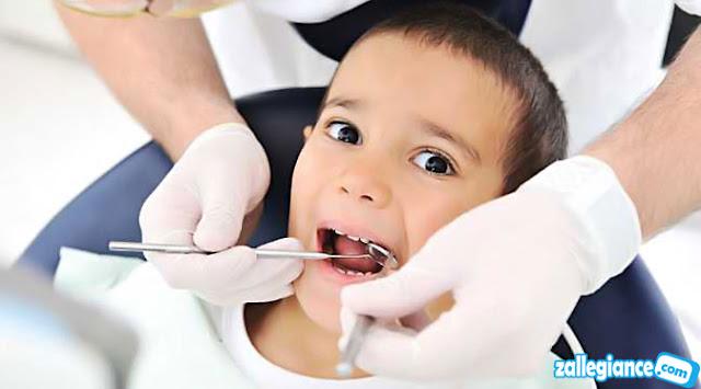 10 Tips Agar Anak Tidak Takut ke Dokter Gigi