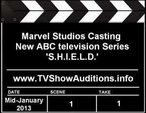 S.H.I.E.L.D. Auditions Casting Calls