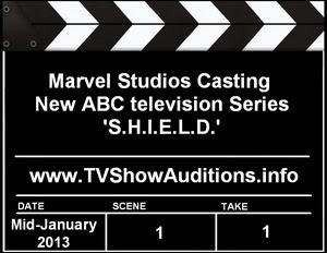 S.H.I.E.L.D. Auditions Casting Calls