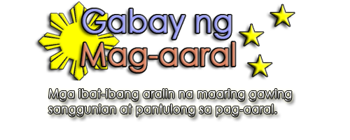 Home talumpati nobela oratorical mga buod declamation script poems iba