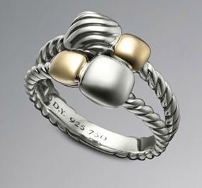 Get Jessed Up Thursday Trend Mixing Metals