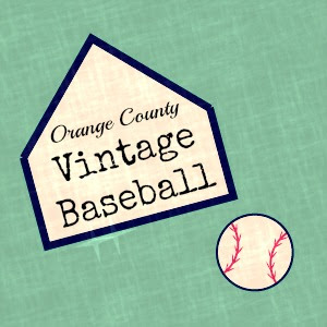 Orange County vintage baseball history via The Sunshine Grove