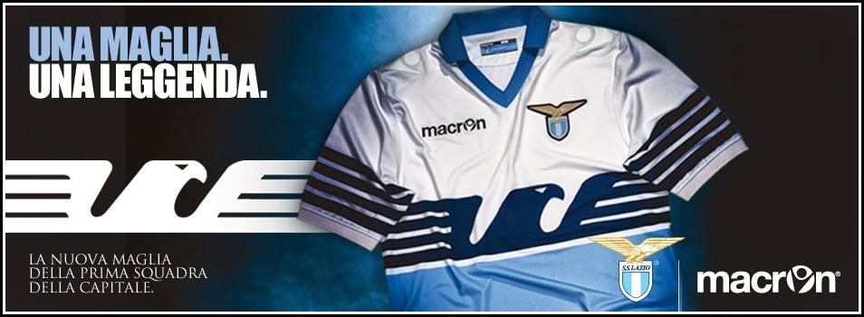 Jersey Special Eagle Lazio Macron 2015-2016