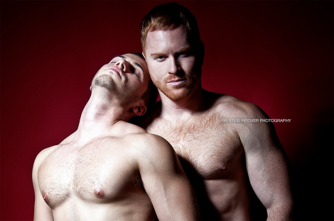 Seth Fornea and Jared Bradford LeBlanc by Kevin D. Hoover
