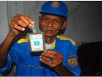 Veteran Ini Geram Kalau Dengar Berita Tentang Korupsi