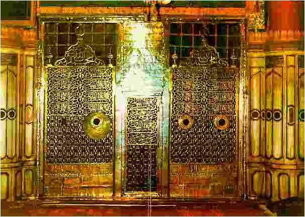 Prophet Muhammad Tomb
