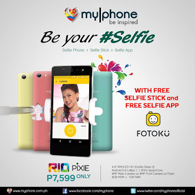 MyPhone Rio Pixie: Specs, Price and Availability