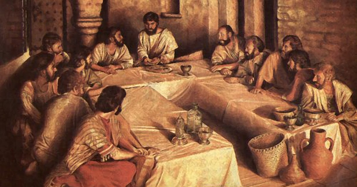 Redeemer Of Israel A Triclinium Passover 2012