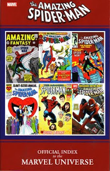 Amazing Spider-Man: The Official Index to the Marvel Universe