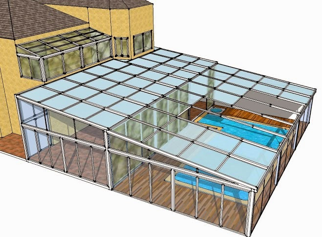 Foto cubierta de grandes piscinas fotos de cubiertas for Hacemos piscinas