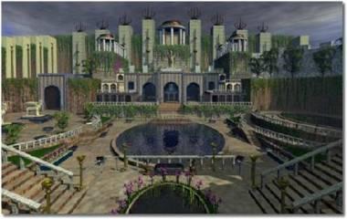 Rahasia Taman Bergantung Babylonia