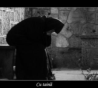 προσευχή μοναχός