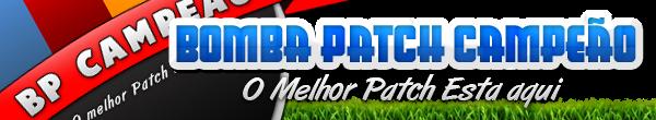 BOMBA PATCH CAMPEÃO