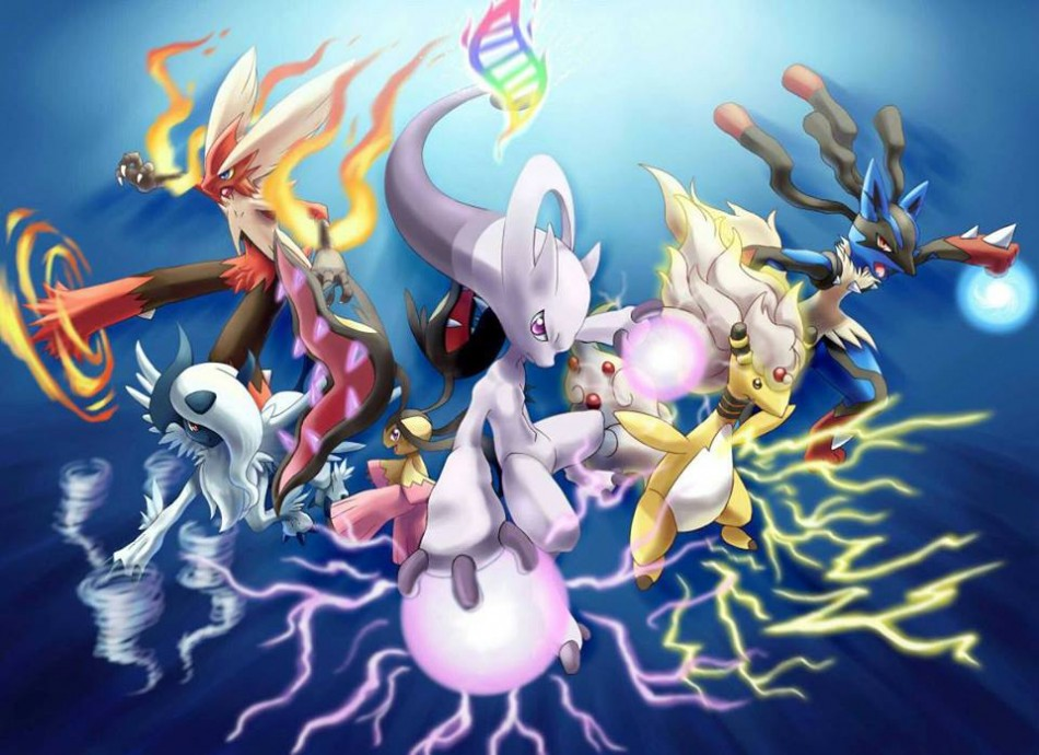 Actuvid o games pok mon x et y - Table des types pokemon xy ...