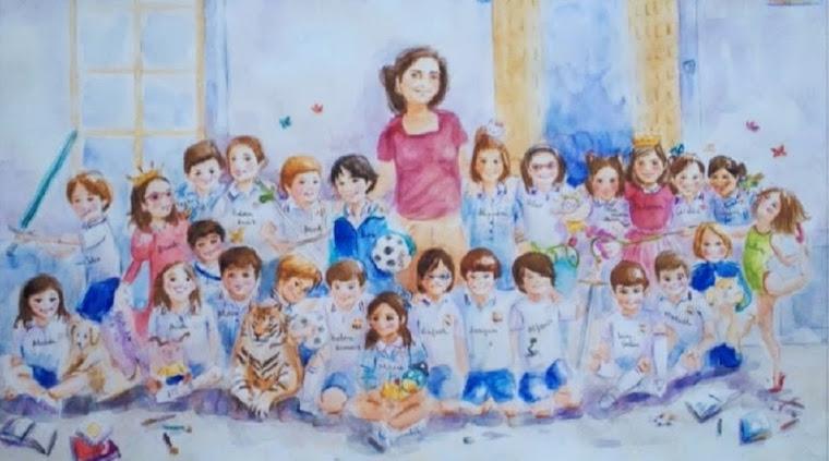 Mis queridos niños y niñas.