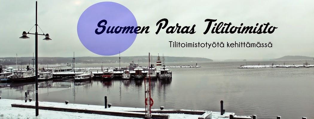 Suomen Paras Tilitoimisto