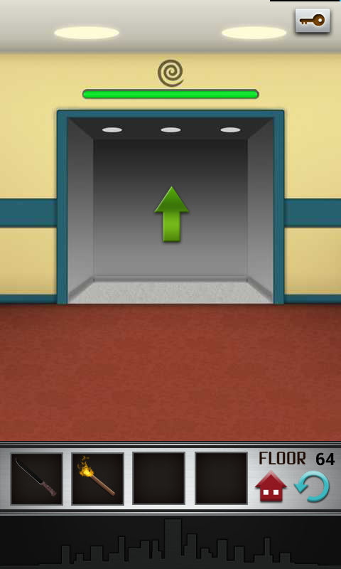 100 Floors Level 64 Walkthrough Doors Geek