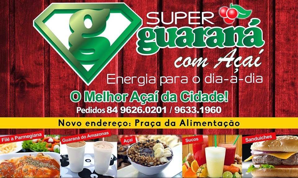 Super Guaraná - Praça da Alimentação - 96260201