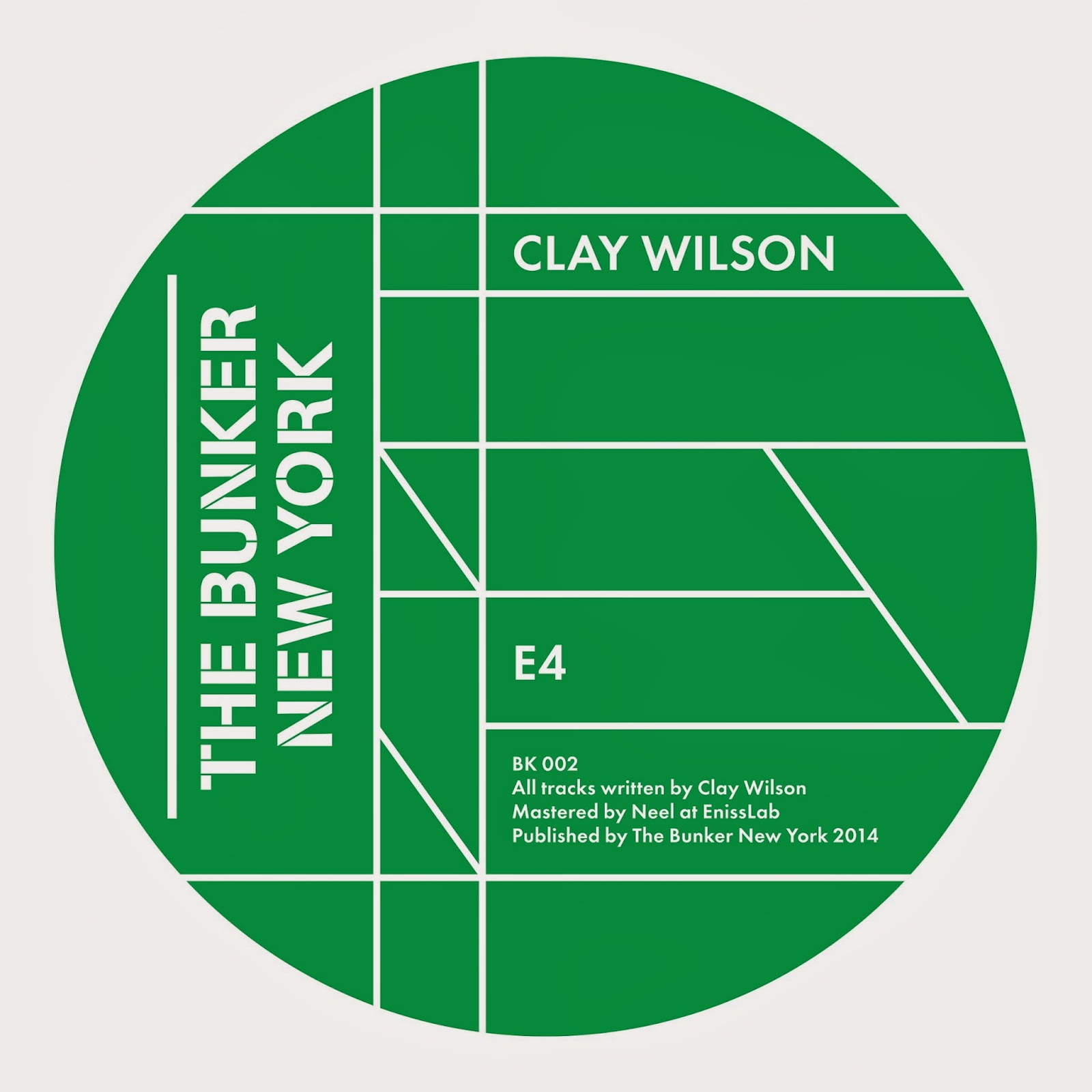 discosafari - CLAY WILSON - The Bunker New York 002 - The Bunker New York