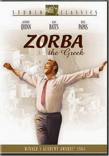 Zorba, Greek dancing.