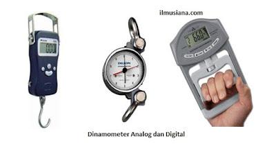 dinamometer Alat Pengukur Gaya