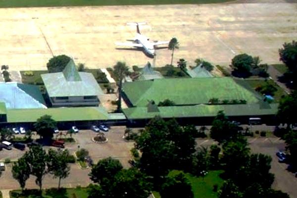 Bandara El Tari Kupang Nusa Tenggara Timur