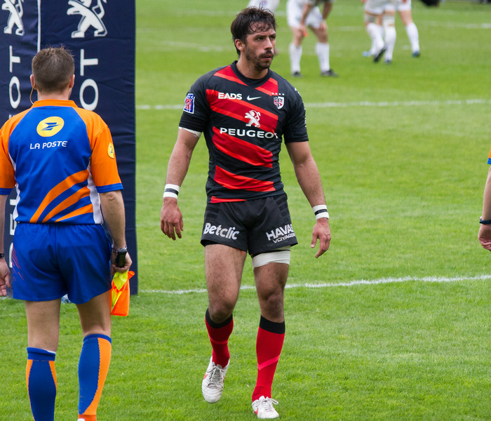 Clément Poitrenaud • Rugby Union Player