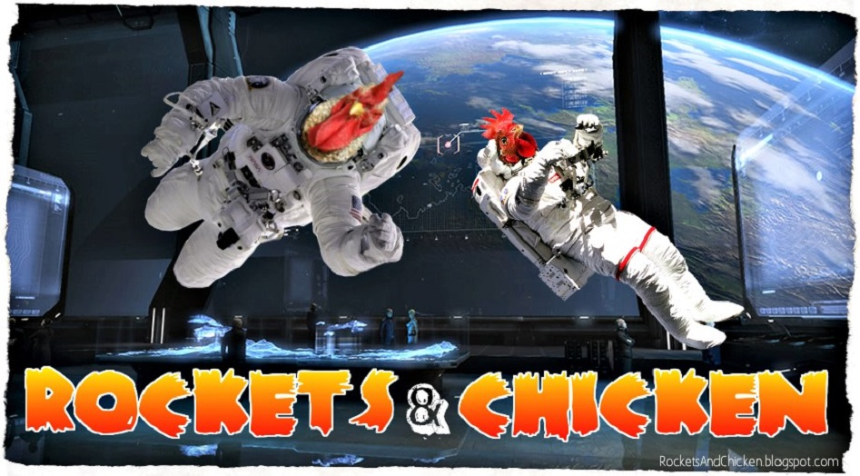 Rockets And Chicken