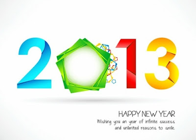 Happy New Year 2013 Wallpapers and Wishes Greeting Cards 072