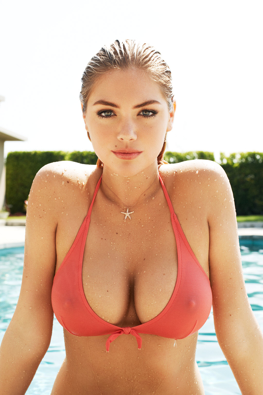 kate upton in wet t shirt and bikini terry richardson photoshoot outtakes picx. Black Bedroom Furniture Sets. Home Design Ideas