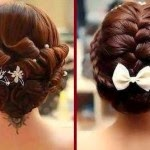 Engagement-Best-Bun-Hairstyles-For-Medium-Long-Short-Hair-2014