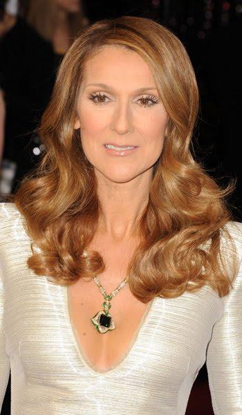 Celine Dion Oscars 2007. Celine Dion looks wonderful in
