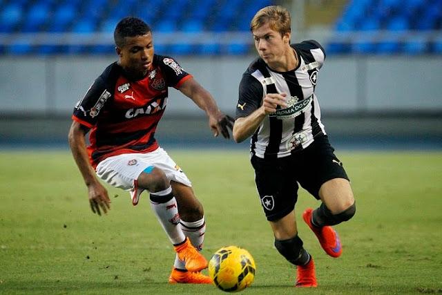 Vitória bate o Botafogo e conquista título da Copa do Brasil Sub-17