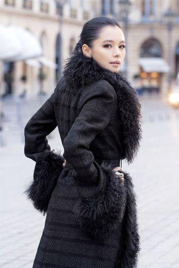 Winter Fashion★Vivian Hsu