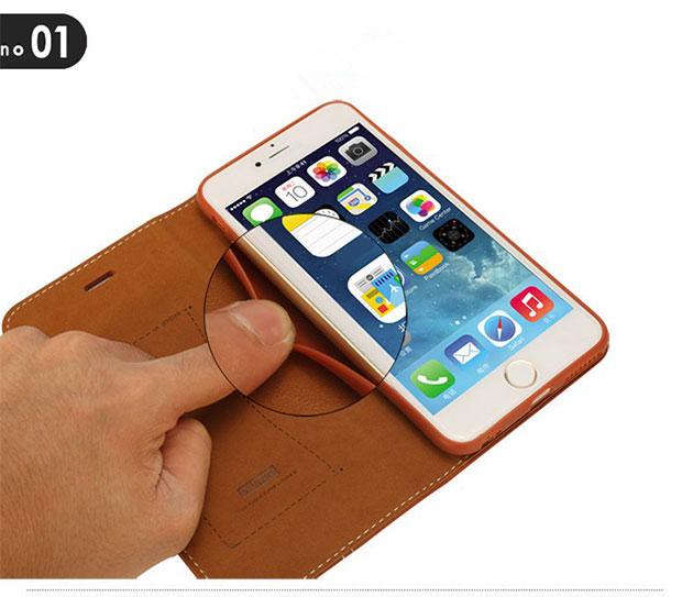 เคส iphone 6s ฝาพับหนัง
