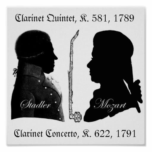 Stadler y Mozart