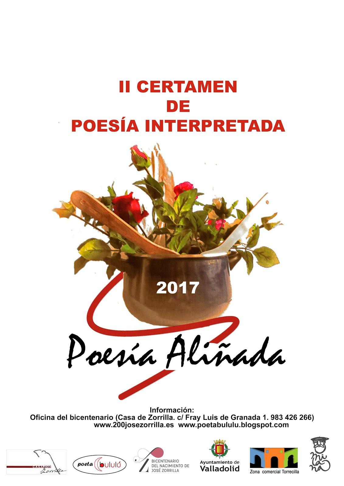 Poesía aliñada 2017  (pincha en la imagen)