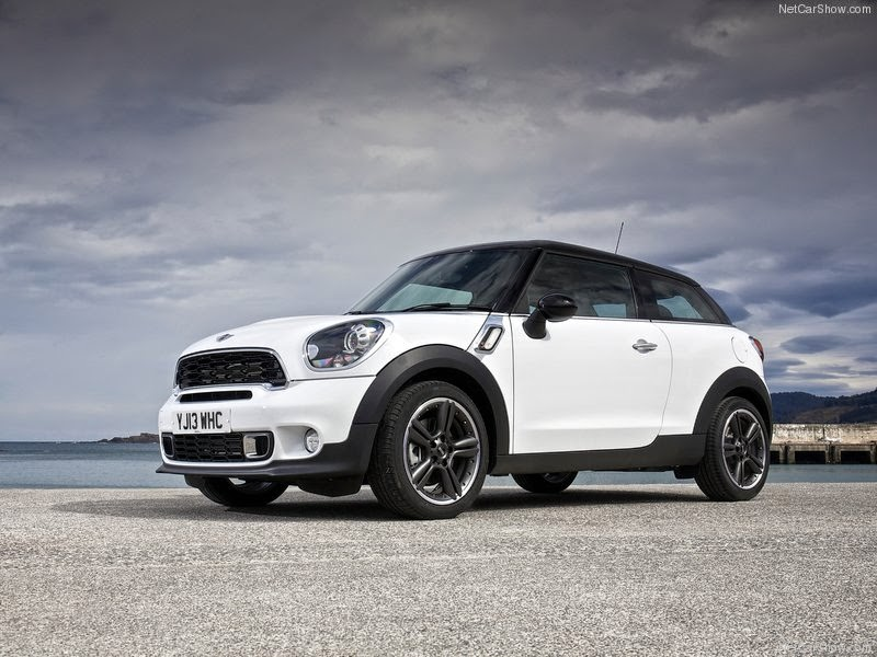 2014 Mini Paceman UK-Version