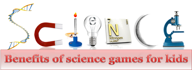 benefits of science games for kids