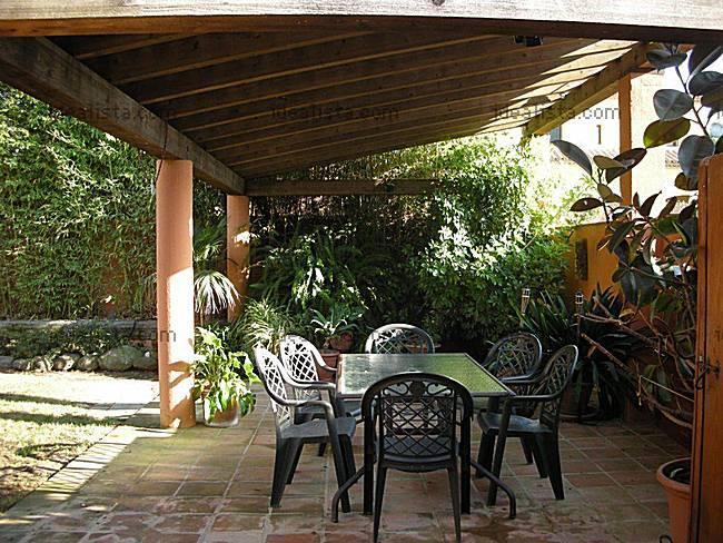 Mi casa mi hogar terrazas peque as for Fachadas de terrazas rusticas