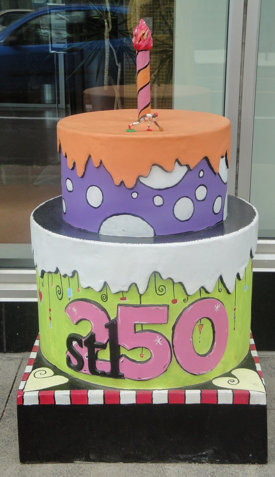 St Louis 250 Years 250 Cakes Here we go 92 Big Brothers