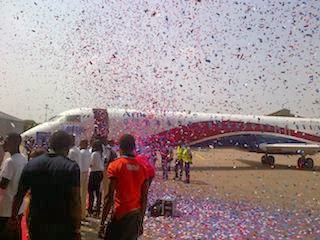 Arik Kicks Off 7th Anniversary Year as Nigeria's Largest Airline
